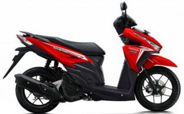 Honda Vario 125 Bionic Red