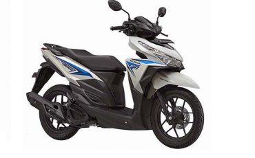Honda Vario 125 Sonic White Blue