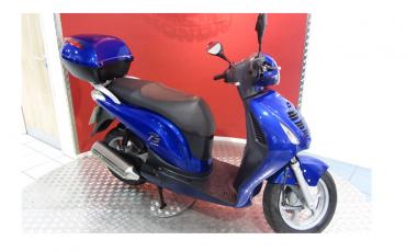 Honda PS 125